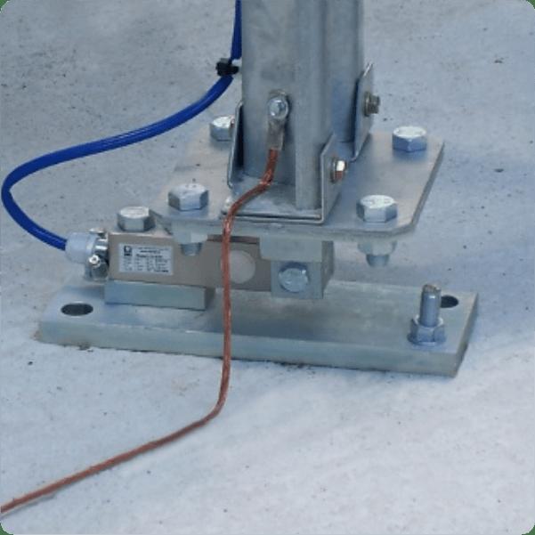 Silo Tank Weighing, Silo & Tank Weighing, KOBASTAR Load Cell & Indicator