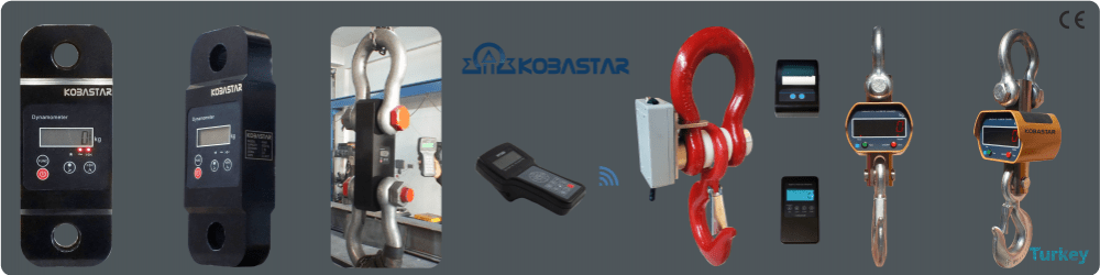 Crane Scales, Crane Scales, KOBASTAR Load Cell & Indicator, KOBASTAR Load Cell & Indicator