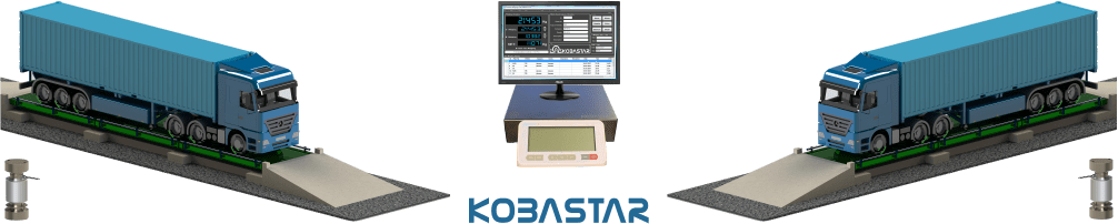 Truck Scales, Truck Scales, KOBASTAR Load Cell & Indicator
