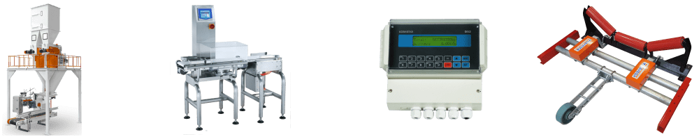 Automatic weighing instruments