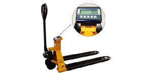 Weighing pallet truck, Weighing Pallet Truck, KOBASTAR Load Cell & Indicator
