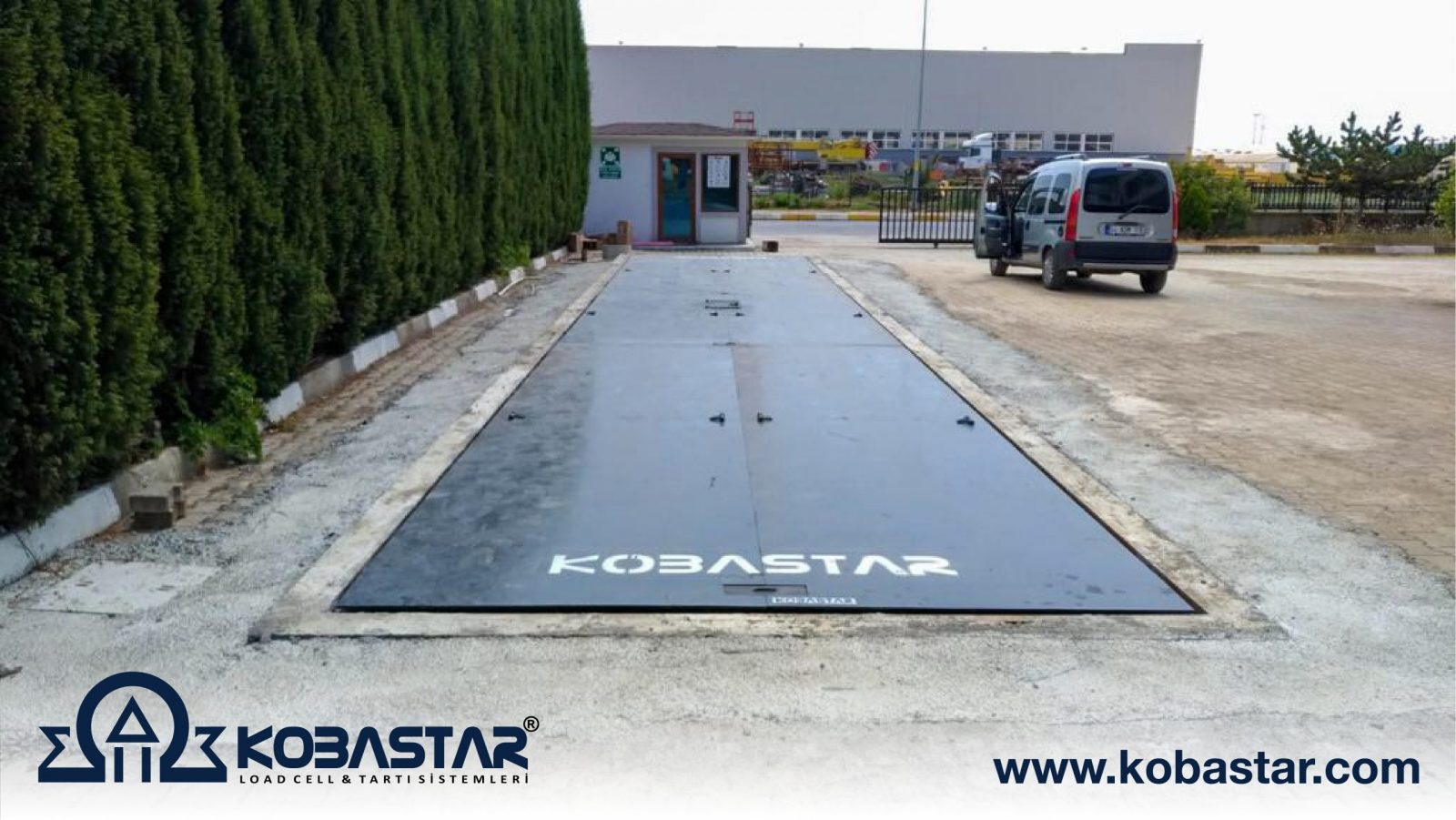 truck scale, What is Truck Scale, KOBASTAR Load Cell & Indicator