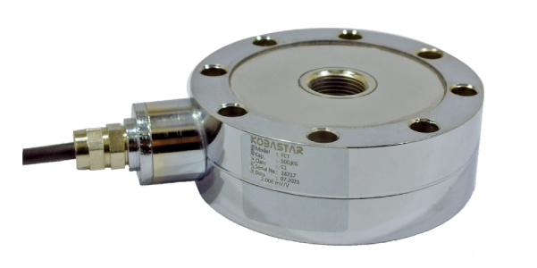 , Compression Type Load Cell, KOBASTAR Load Cell & Indicator