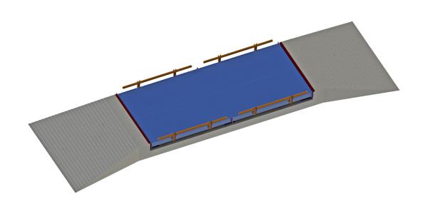 Tır Kantarı, Tır Kantarı, KOBASTAR Load Cell & Indicator