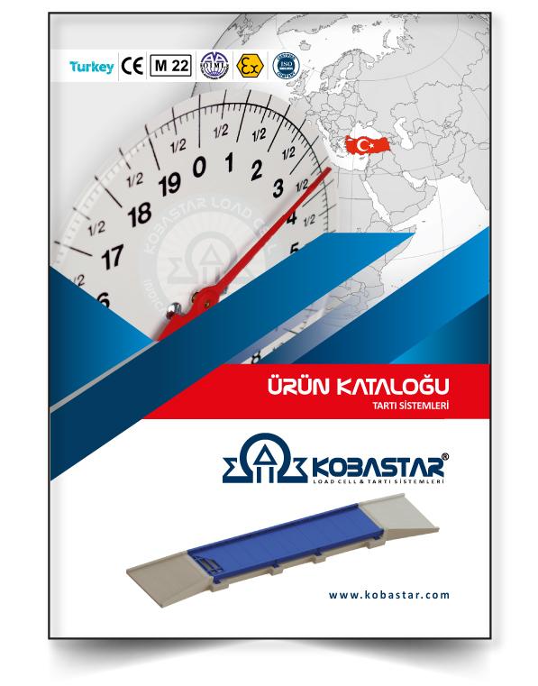 , Kataloglarımız, KOBASTAR Load Cell & Indicator